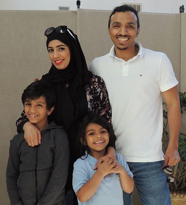 Parent testimonial - Mohammed Alkharji